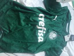 Camisa do Palmeiras 2020 oficial