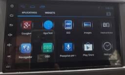 Central Multimídia Android Navpro Caska Np-8588 Universal