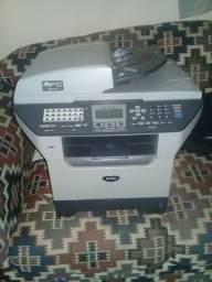 Vendo impressora e copiadora brother laser preto e branco