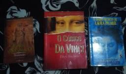 3 livros