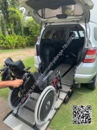 Spin Cavenaghi LS 2018 Flex (Adaptada para o transporte de cadeirante)
