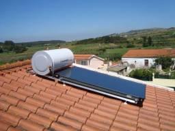 Aquecedor solar!