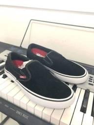 Tênis Vans slip-on pro Original n 36