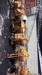 Vendo betoneiras usadas
