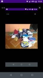 Vende se lote de roupas usadas( bazar)
