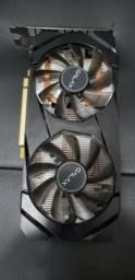 placa de vídeo GTX 1660 + Fonte XFX 600w + Cooler Blizzard T2