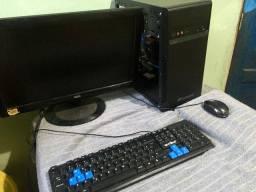 Computador gamer médio