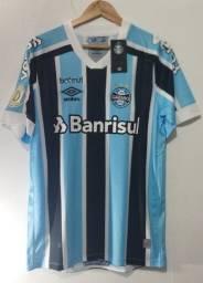 Camisa Grêmio 2021/2022 Douglas Costa Brasileirão