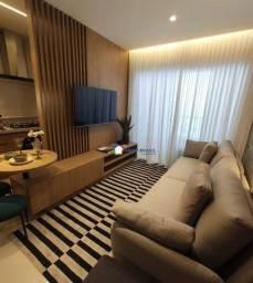 Apartamento com 3 dormitórios à venda, 88 m² por R$ 494.859 - Setor Bueno - Goiânia/GO