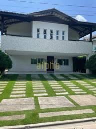 Casa De alto Padrão Alphaville Eusébio  - 467m², Com 5 Suítes