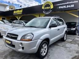 Hyundai Tucson 2.0 completa GNV ano 2010