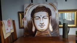 Título do anúncio: Quadro pintura Buda