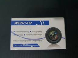 Título do anúncio: Webcam 1080p