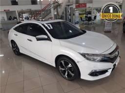 Honda Civic 2017 1.5 16v turbo gasolina touring 4p cvt