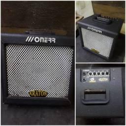 amplificador de guitarra onner kratos 20w