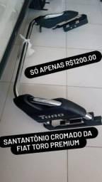 SANTANTÔNIO CROMADO DA FIAT TORO PREMIUM