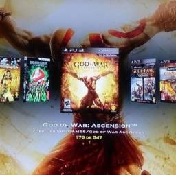 Pacote de jogos p/ Turbinar se Playstation 3