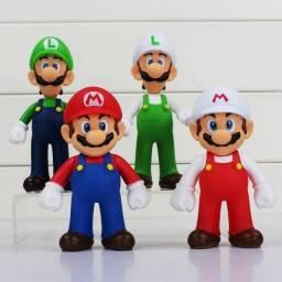 Turma do Super Mario entrega gratis