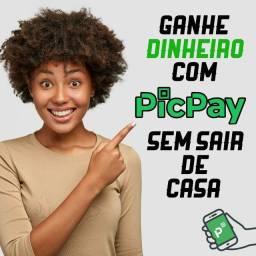 Ganhe Dinheiro Usando Código Promocional Da PicPay