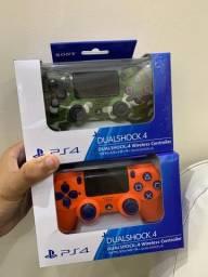 Controle de PS4 exclusivo