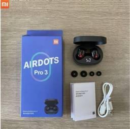 Título do anúncio: Fone de ouvido Bluetooth Xiaomi Airdots 3 pro NOVO E COM GARANTIA