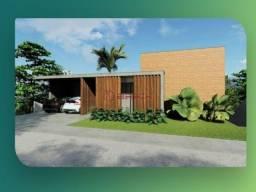 Casa com projeto moderno e personalizado no melhor condomínio de Itaipava.