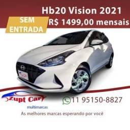 HYUNDAI HB20 2021/2021 1.0 12V FLEX VISION MANUAL