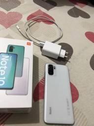 Xiaomi redmi note 10 branco
