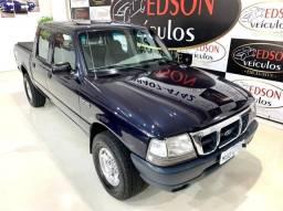 Título do anúncio: RANGER 2000/2000 4.0 XLT 4X4 CD V6 12V GASOLINA 4P MANUAL