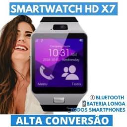 Título do anúncio: Relógio Smart HD X7