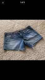 shorts feminino calvin klein