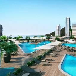 Apartamento Alto Padrão com 04 Suítes, Vista Mar Localizada na Quadra Mar de Balneário Cam