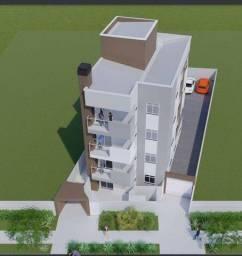 Apartamento em Braga, São José dos Pinhais/PR de 43m² 2 quartos à venda por R$ 184.900,00