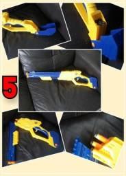 X Shot Vigilante -Estilo Nerf