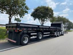 Carreta 2 eixos 10,50 Facchini ano 2018 Com Rodas De alumínio