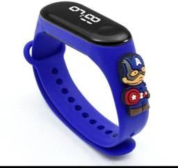 Título do anúncio: Relógio digital infantil