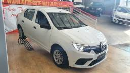 Título do anúncio: Renault Logan Life 1.0
