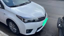 Corolla Branco XEI 2015/2015