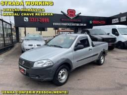 Título do anúncio: Fiat Strada Working 1.4 Direção Hidráulica (Saveiro Hoggar