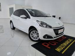 Peugeot 208 ano 2017 impecavel (active pack)