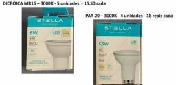 Título do anúncio: Lâmpadas Stella (Dicróica e PAR20)