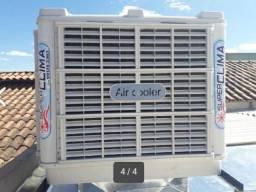 Climatizador evaporativos