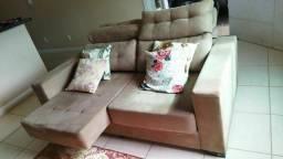 Título do anúncio: Vendo sofá retrátil  ainda na garantia!