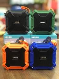 Promoção Som Bluetooth Kimiso Original