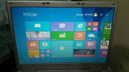 Notebook Itautec Core 2 Duo 3GB Windows 8