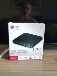 Vendo DVD Writer (Semi novo) 150,00