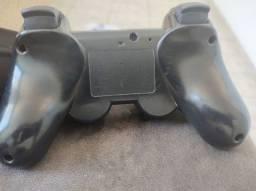 Controle de PS3 funcionando