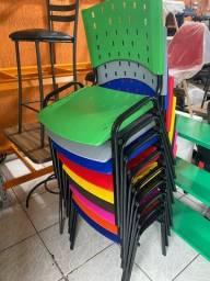 Cadeira real plást
