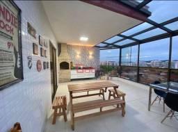 Cobertura com 3 dormitórios à venda, 224 m² por R$ 1.200.000,00 - Braga - Cabo Frio/RJ