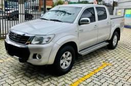Toyota hillux 2.7 sr cab.dupla